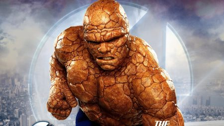 fantastic 4, the thing, ben grimm