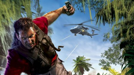 far cry, angry, helicopter