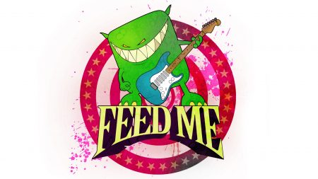 feed me, graphics, picture