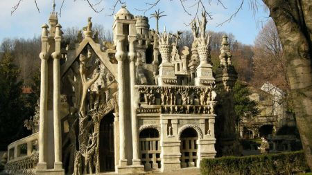 ferdinand cheval, france, palace
