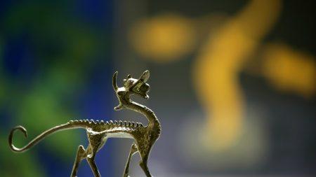 figurine, china, blurring