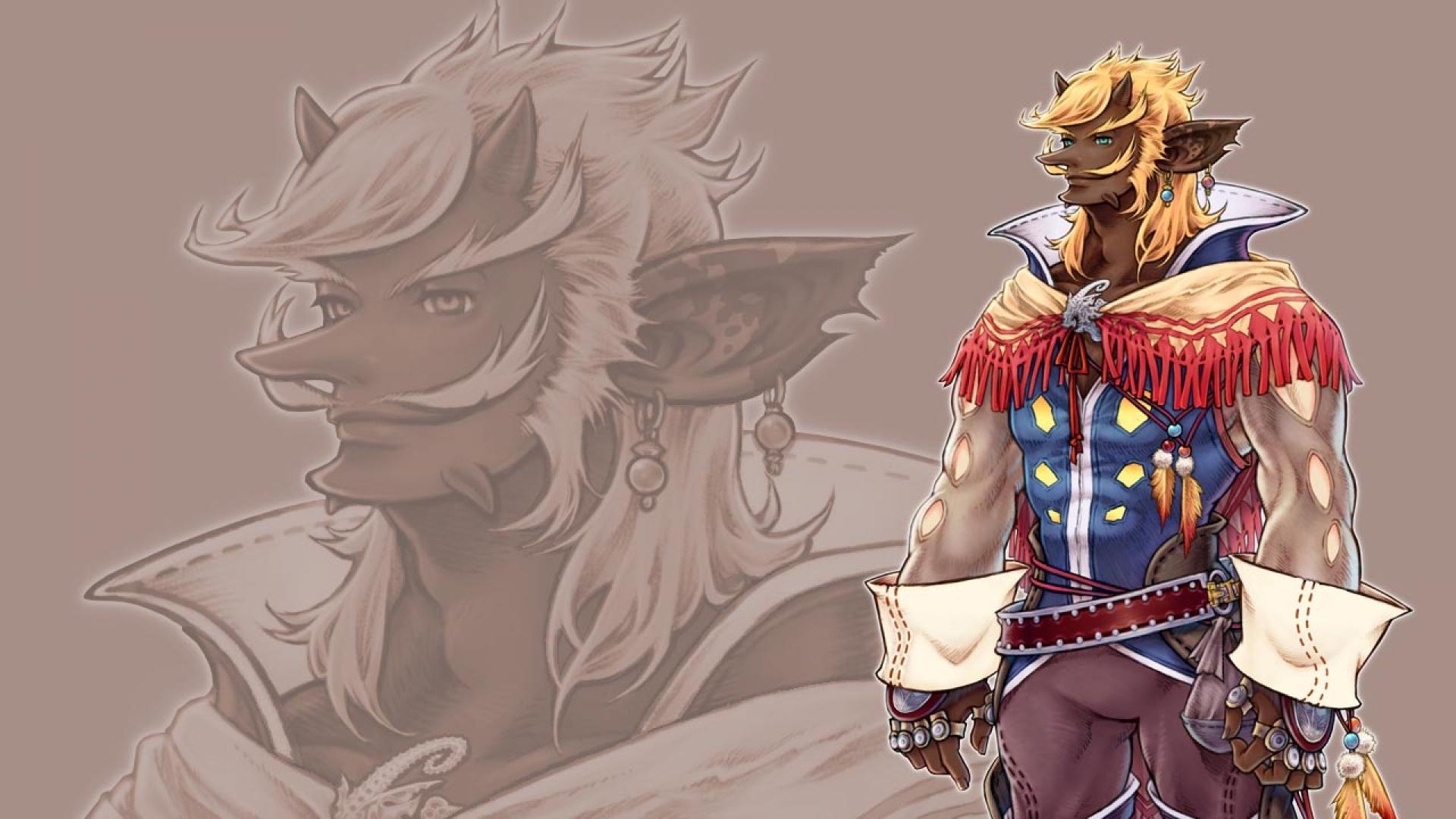 Download Wallpaper 1920x1080 Final Fantasy Tactics A2 Cid Being