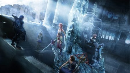 final fantasy xiii, characters, arm
