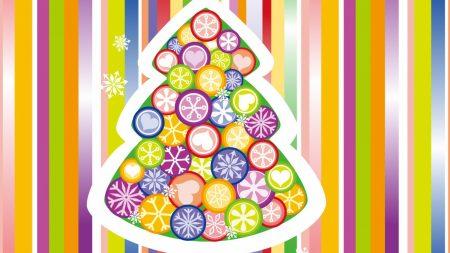 fir, patterns, candy