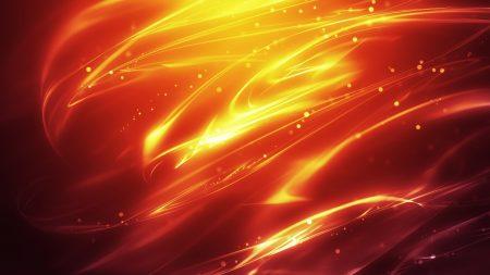 fire, background, dark