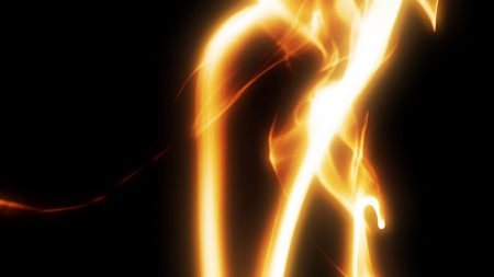 fire, line, background