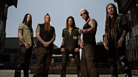 five finger death punch, tattoo, iroquois