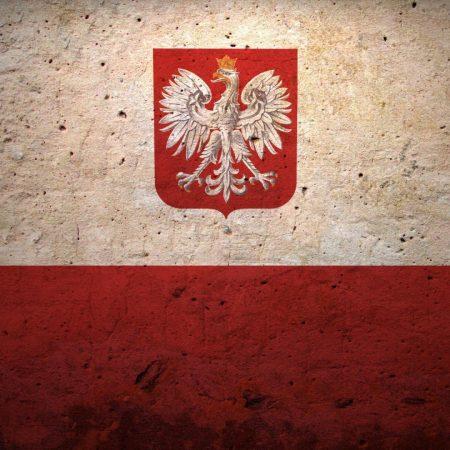 flag, coat of arms, poland