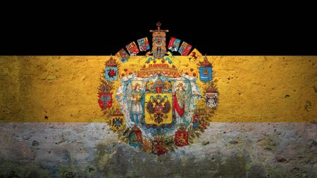 flag, coat of arms, russia