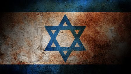 flag, israel, color