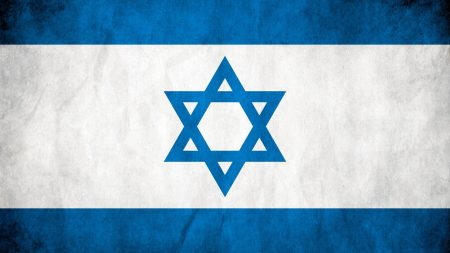 flag, israel, star of david