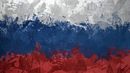 flag, russia, spots