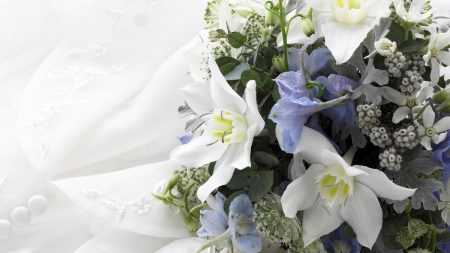 flowers, bouquet, tenderness