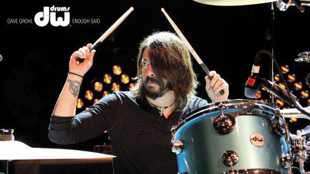 foo fighters, drum, member