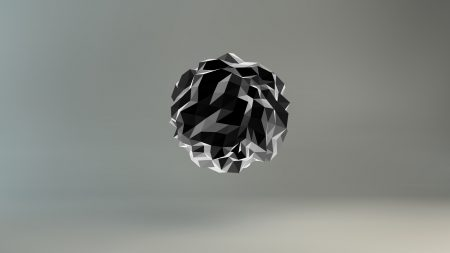 form, ball, crumpled