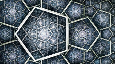 form, glass, mosaic