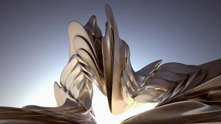 form, shape, metal