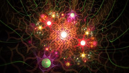 fractal, dive, patterns