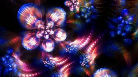 fractal, highlights, colors