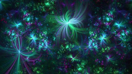 fractal, patterns, colors
