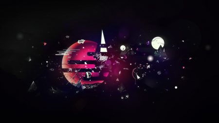 fragments, planet, world