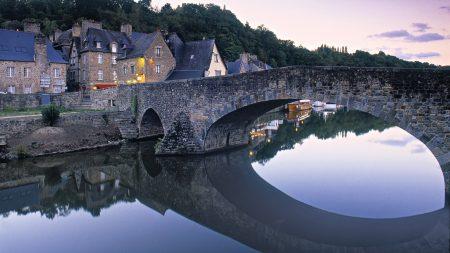 france, bridge, river