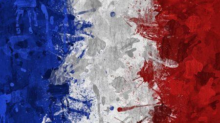 france, flag, color