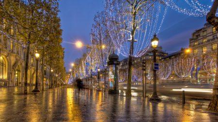 france, paris, road