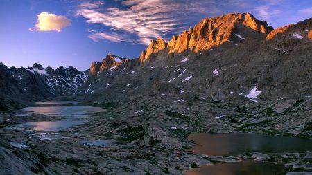 fremont peak, wyoming, rocks