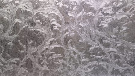 frost, patterns, background