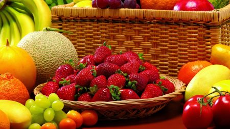 fruit, allsorts, strawberry
