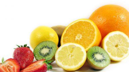 fruit, berries, allsorts