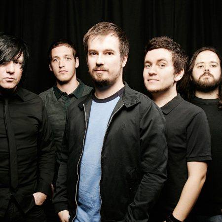 funeral for a friend, band, members