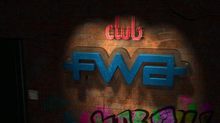 fwa, club, black