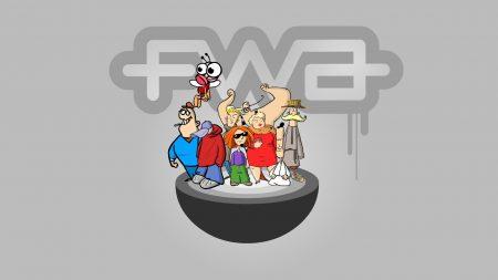 fwa, people, cartoon