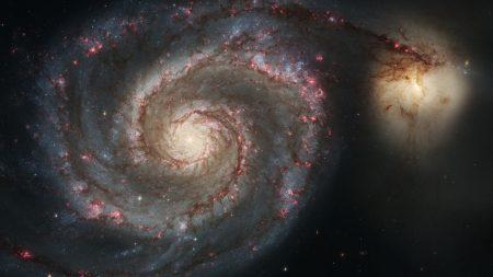 galaxy, stars, energy