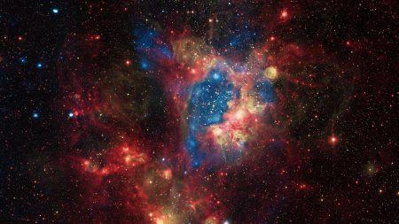 galaxy, universe, stars