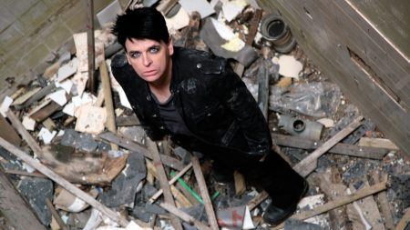 gary numan, man, look