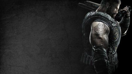 gears of war, soldier, tattoo