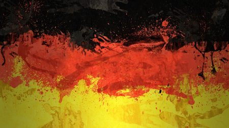 german, flag, colors