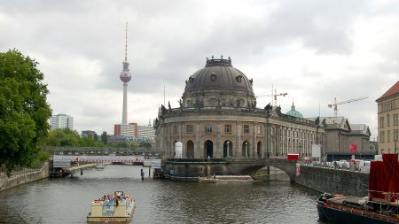 germany, building, river