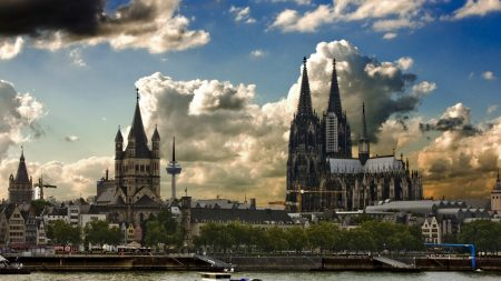 germany, cologne, building