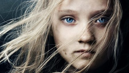 girl, child, blue eyes