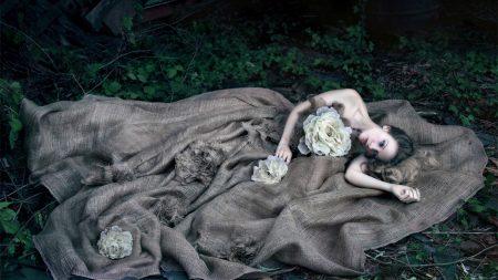 girl, dream, fantasy