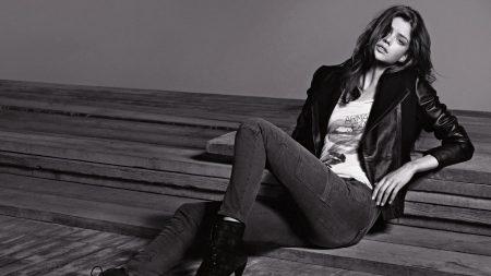 girl, model, photo shoot