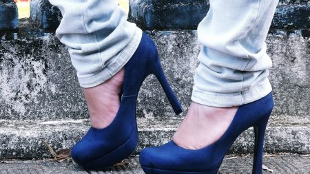 girl, shoes, heels
