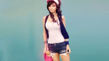 girl, style, young