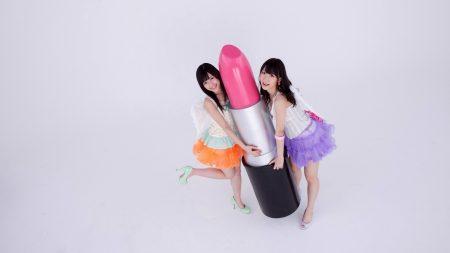 girls, asian, lipstick