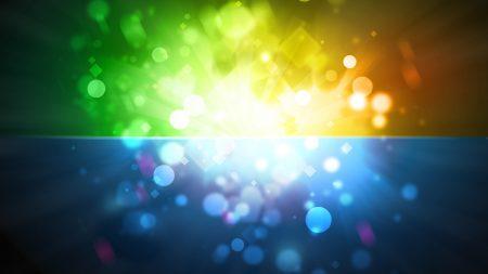 glare, luster, color