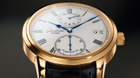 glashutte, dial, mens